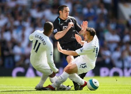 Gilberto+Tottenham+Hotspur+v+Bolton+Wanderers+DqMOVjeYq9nl