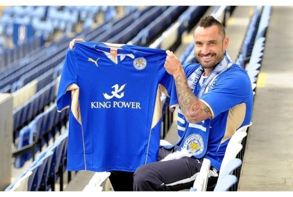 Leicester's Polish star Marcin Wasilewski