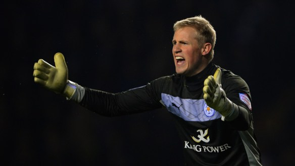 Kasper Schmeichel talks up Leicester City promotion hopes - video