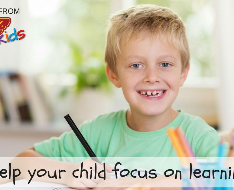 Want To Help Your Child Focus On Learning? Try This! + A Giveaway from BioRay Kids