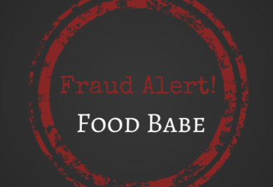 Fraud-Alert-Food-Babe