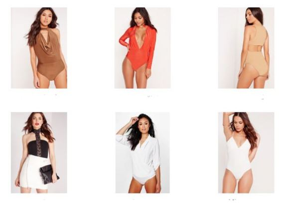 Product of the day: Bodysuits