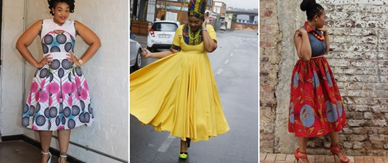 Desinger Crush: Bow Afrikan Fashion