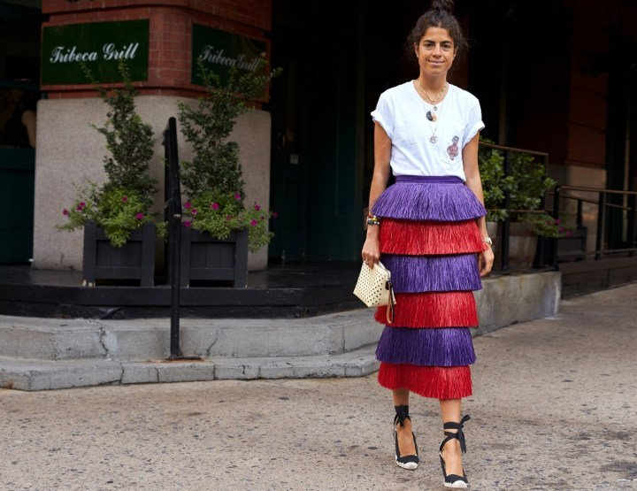 The Best Street Style Looks From NYFW Will Make You Want To Buy An Entirely New Wardrobe