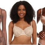 nude bras for women