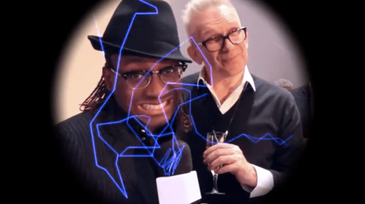 Marcellous L. Jones & Jean-Paul Gaultier