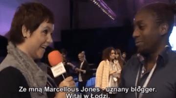 Joanna Zawisza interviews Marcellous L. Jones