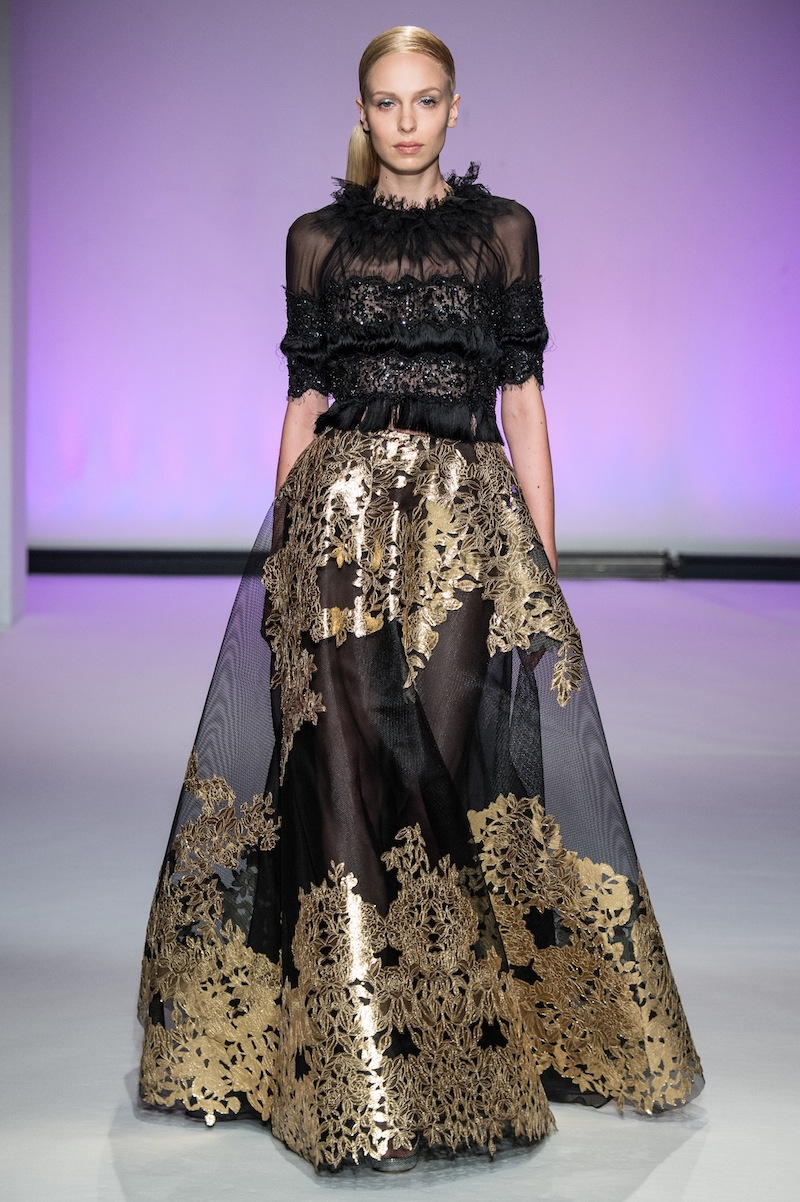 Dany Atrache Couture Fall Winter 2015 16 Fashion Insider Magazine