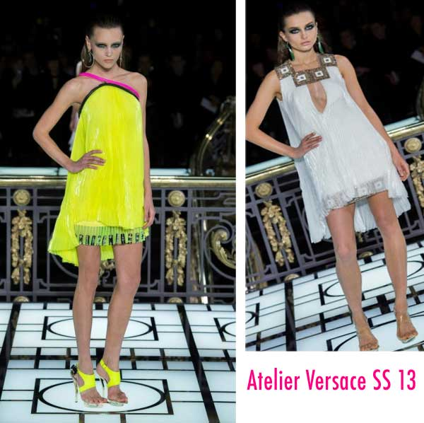 atelier versace ss13 couture