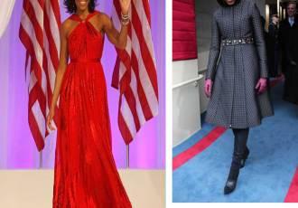 Michelle Obama Inauguration Fashion
