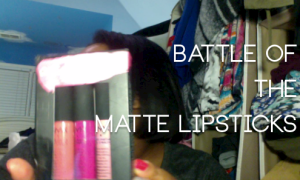 Matte Lipstick