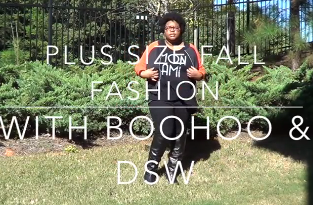 plus size fashion, boohoo, dsw