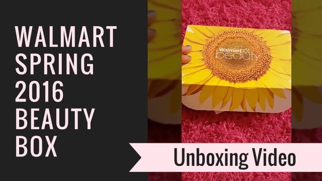 Wlamart Beauty Box