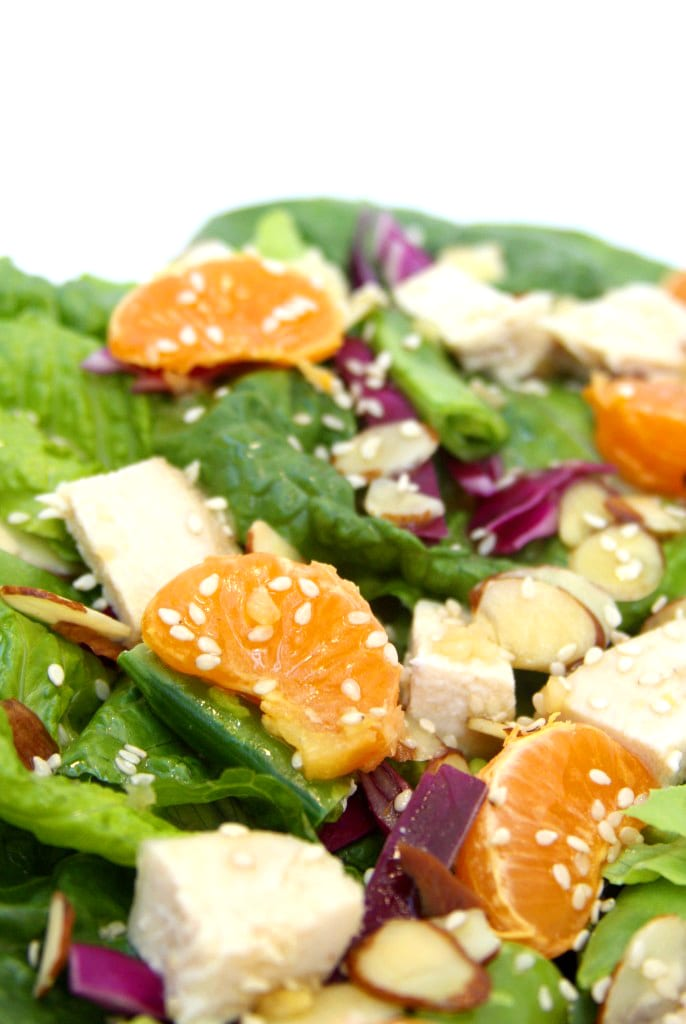 Lazy Day Chinese Chicken Salad recipe - no need for takeout. This ...