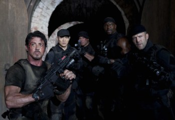 Expendables inside