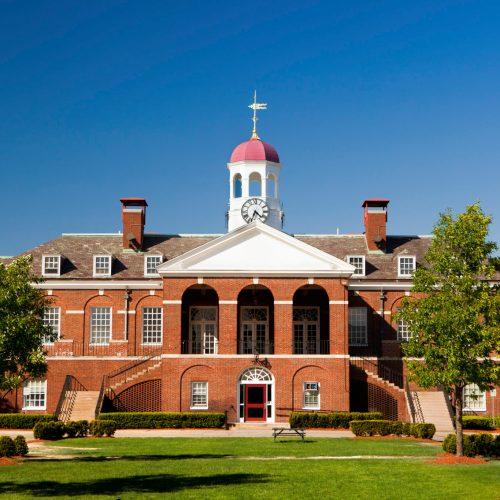 Harvard University in Boston