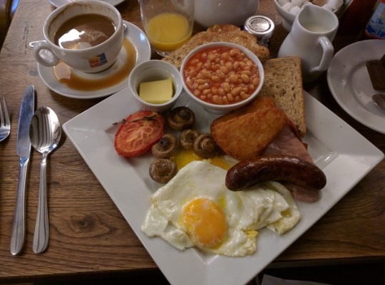 Full English, or Fry-up