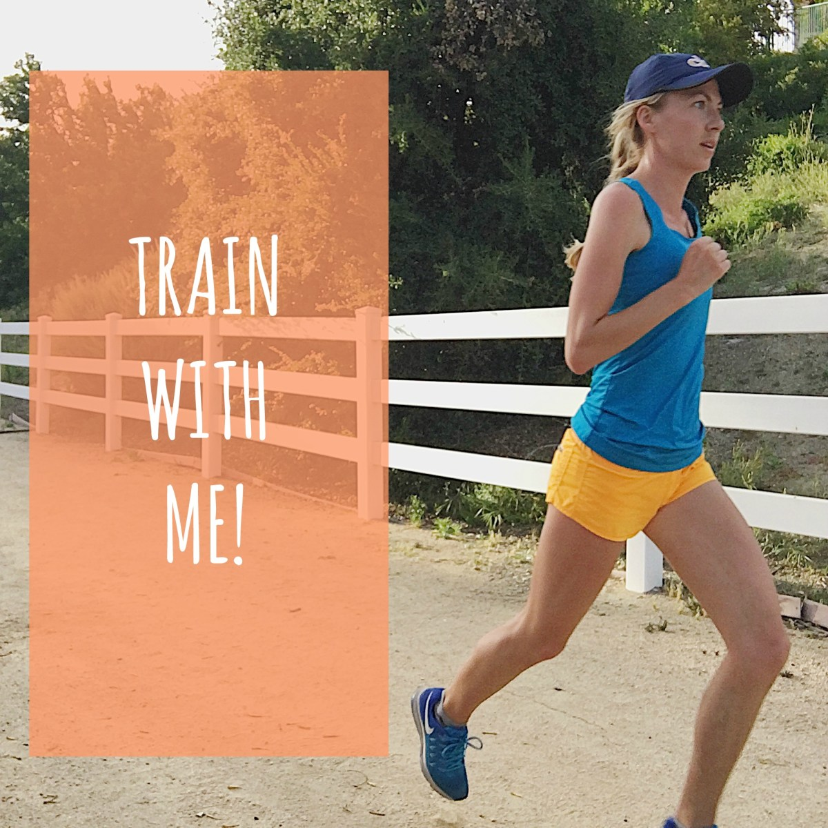 TRAIN WITH ME!