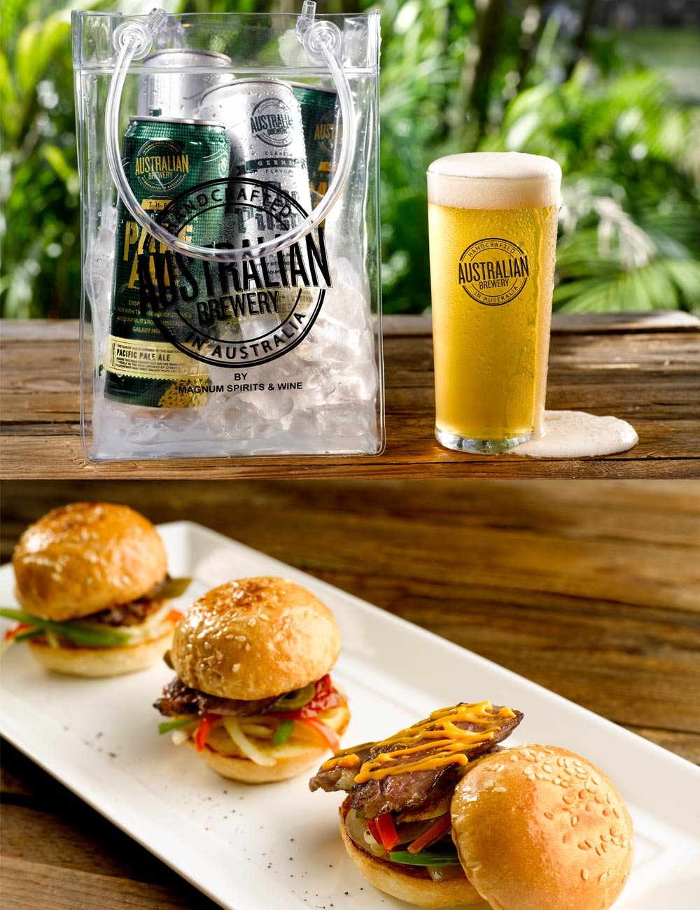the best brew sheraton sliders