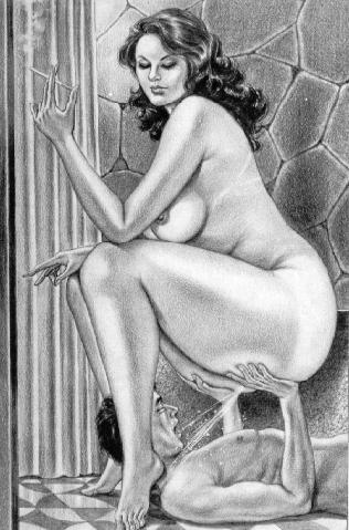 mature mistress femdom toilet