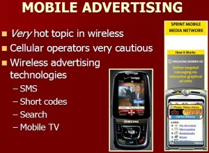 mobile marketing, mobile ads, text ads