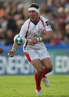 Paddy Wallace, Ulster Rugby. Ulster v Stade Francais