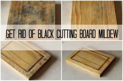 Enticing How To Get Rid Black Cutting Board Mildew How To Get Rid Black Cutting Board Mildew Frugal Girl Bamboo Cutting Board Care Maintenance Simply Bamboo Cutting Board Care