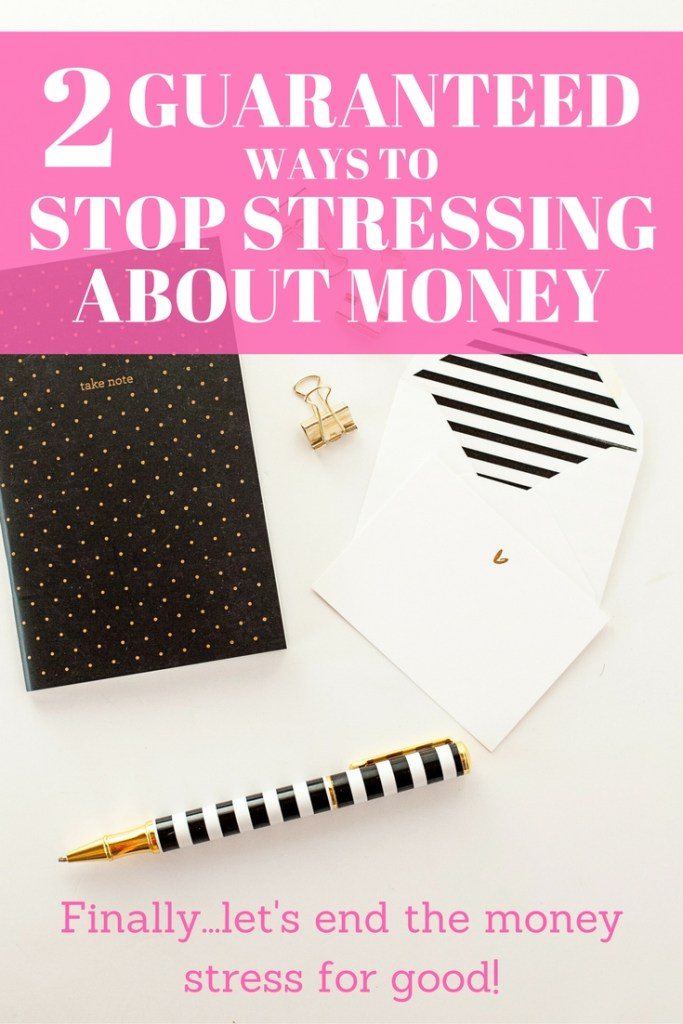 Are you regularly stressed about money? If so, this extremely detailed guide is for you! I used to constantly stress and worry about our finances. Fast forward a few years, and I can honestly say I no longer stress about money. IT IS SUCH A RELIEF!!!! If you, too, are looking to end the money stress, you won't want to miss this!