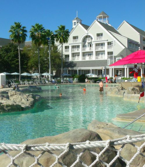 Disney's Beach Club Villas Resort Review - The Frugal South