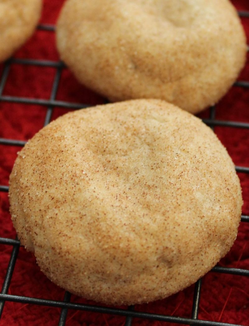 Large Of Sugar Cookies Without Butter