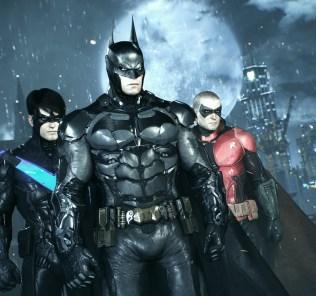 Batman AK Crew