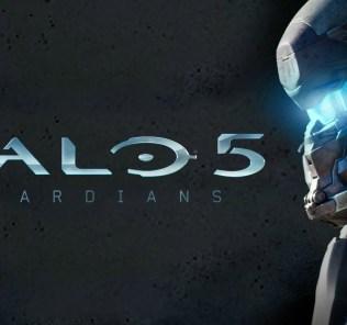 Halo 5 Guardains - Spartan Locke Banner