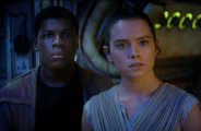 Star Wars The Force Awakens Finn Rey The Game Fanatics