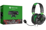 Xbox One 500GB Console + Turtle Beach Ear Force