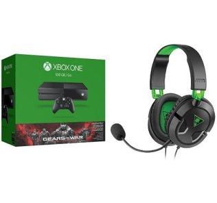 Xbox One 500GB Console + Turtle Beach Ear Force