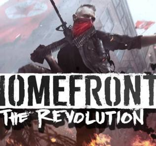 Homefront- the revolution