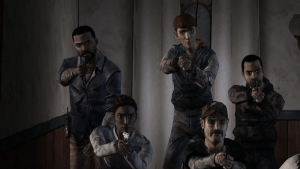the walking dead game of the year awards 2012