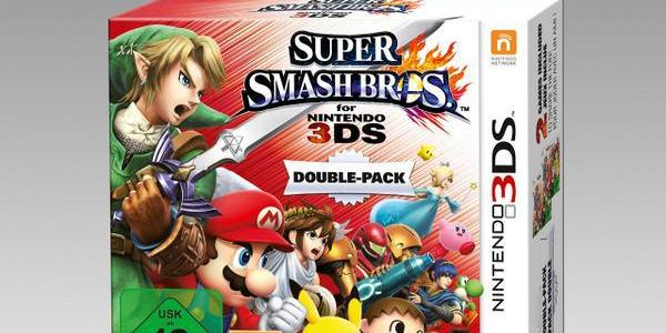 "<p>Nintendo Italia revealed on Twitter today that you'll be able to save some of your hard-earned cash when you buy <em>Smash Bros 3DS</em>.</p> <blockquote class=""twitter-tweet"" lang=""en""><p>Ecco la confezione Super <a href=""https://twitter.com/hashtag/SmashBros?src=hash"">#SmashBros</a>. for Nintendo <a href=""https://twitter.com/hashtag/3DS?src=hash"">#3DS</a> Double Pack: due copie del gioco a </p></blockquote>…"