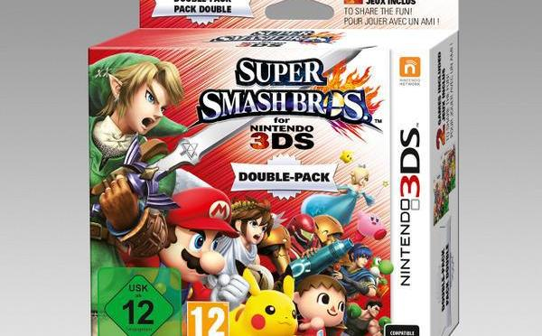 News: Save Some Coin With Smash Bros 3DS Double Pack