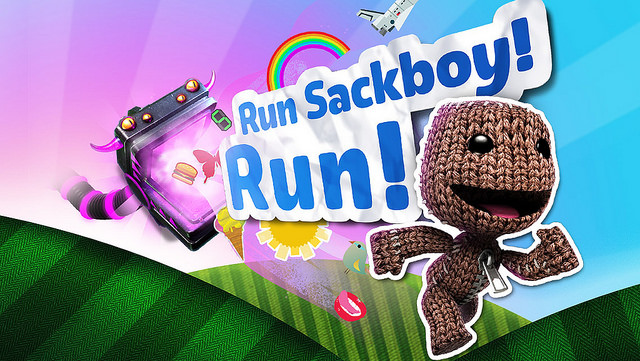 News: Little Big Planet Spin Off Run SackBoy! Run! Announced For PS Vita & Mobile