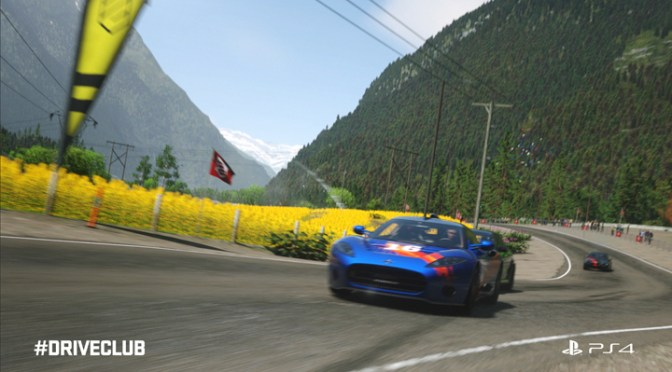 Review: DriveClub – Holy Daddy of Diesel