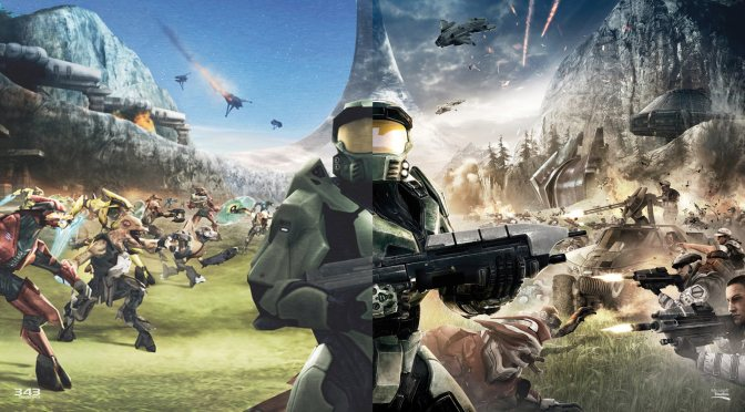 Video: Watch How Halo's Graphics Have Evolved Over 15 Years