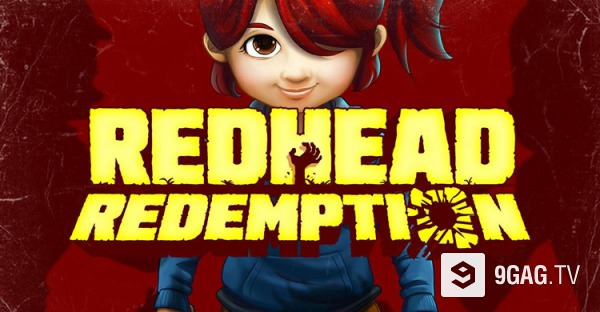 News: 9gag Releases First Game: Redhead Redemption