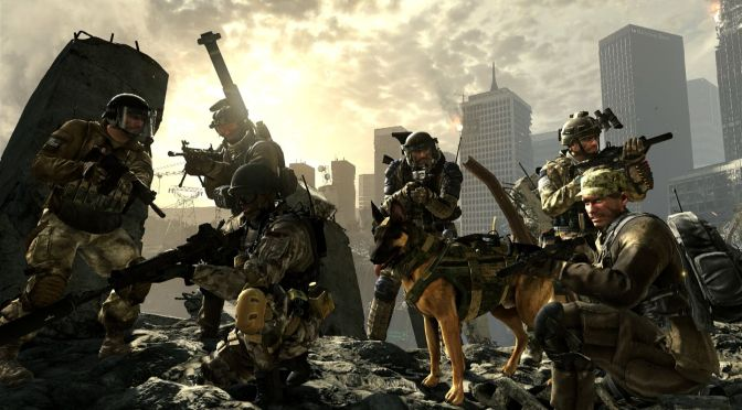 News: Infinity Ward's Call of Duty Multiplayer To Feature Scripted Events, Improved A.I & More