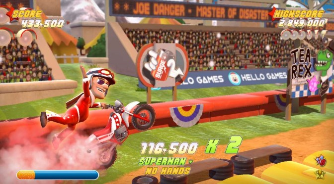 News: Joe Danger 2: The Movie Rated For PS Vita, Release Incoming?