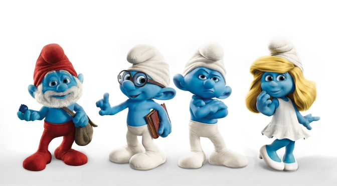 News: The Smurfs Will Get You Chopping Wood, Flying Planes & More On Nintendo 3DS