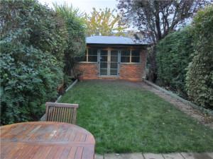 Brick Garden Room
