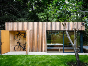 Garden Room With Storage Shed by Green Studios-7