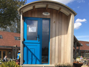 Plain Huts showbuilding for sale-FI
