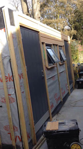Super Insulated Storage Room The Garden Room Guide